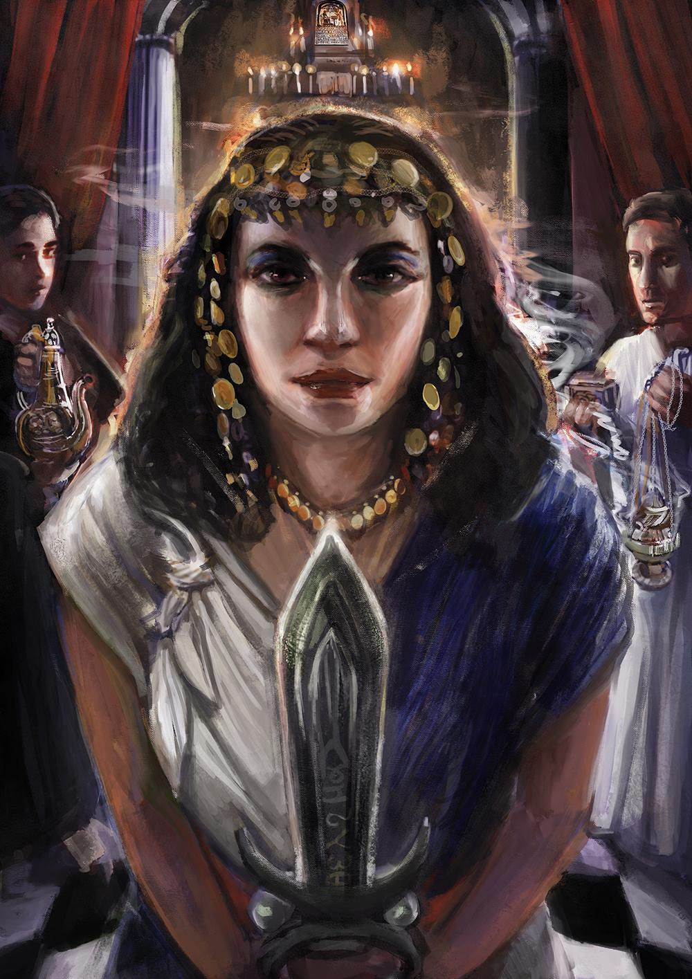 The Initiatrix