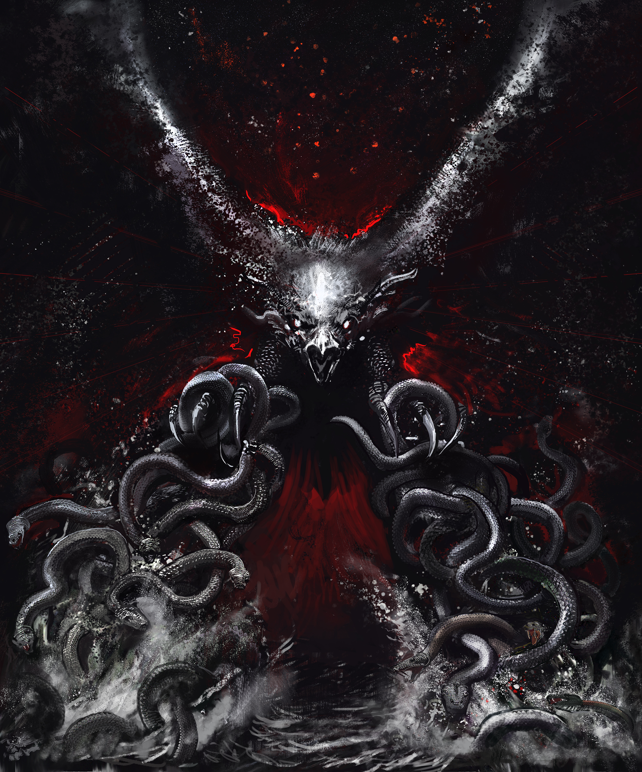 Poster art for Inquisition