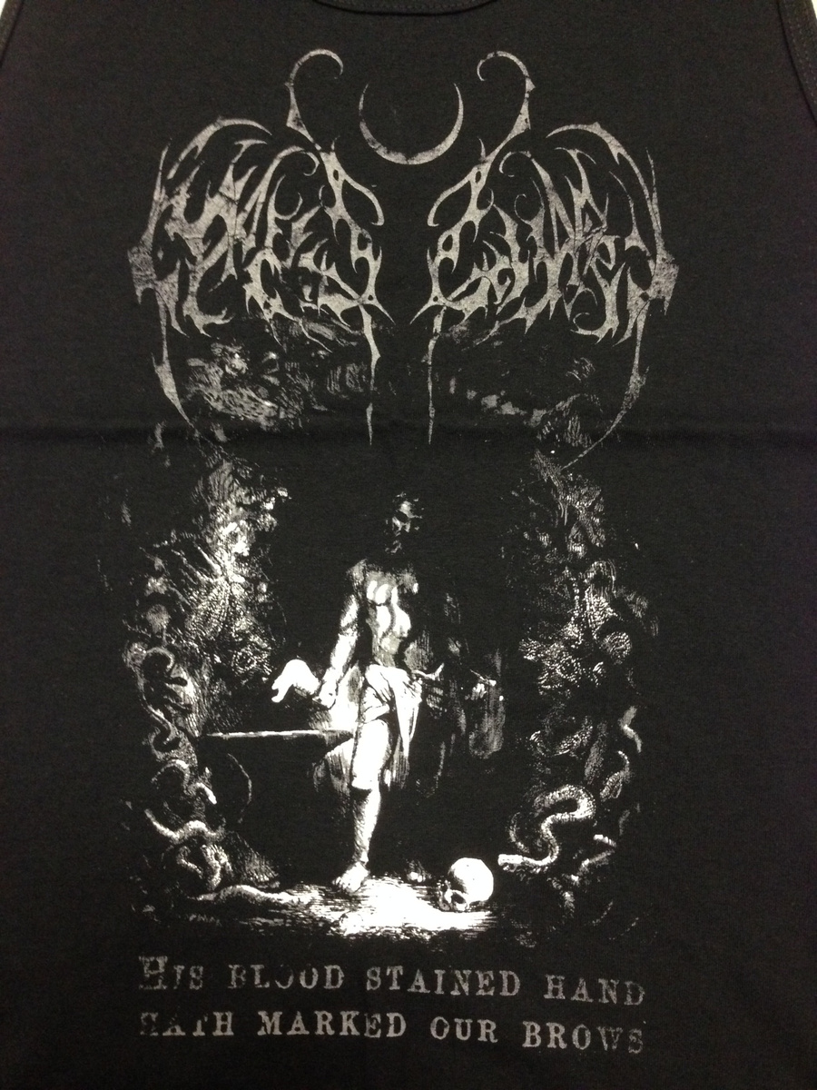 NIGHTBRINGER-The Sons of Cain tshirt