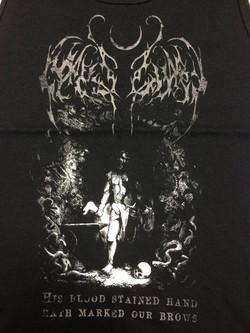 NIGHTBRINGER-The Sons of Cain tshirt