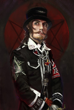 Portrait of Phoenix Suvayas