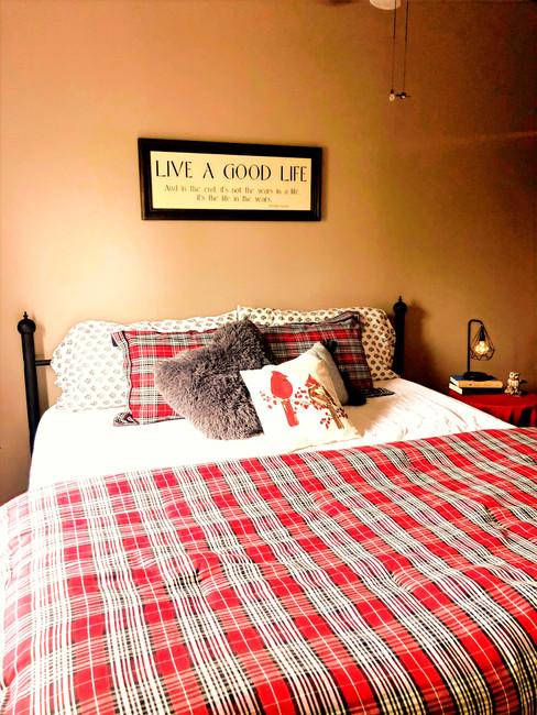 Guest Bedroom - After