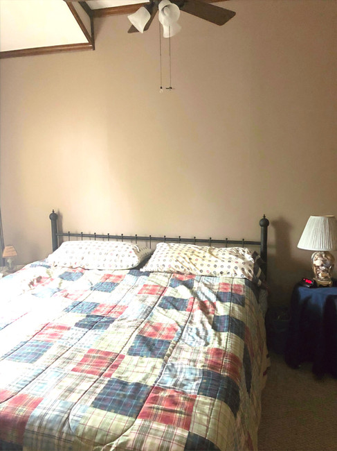 Guest Bedroom - Before