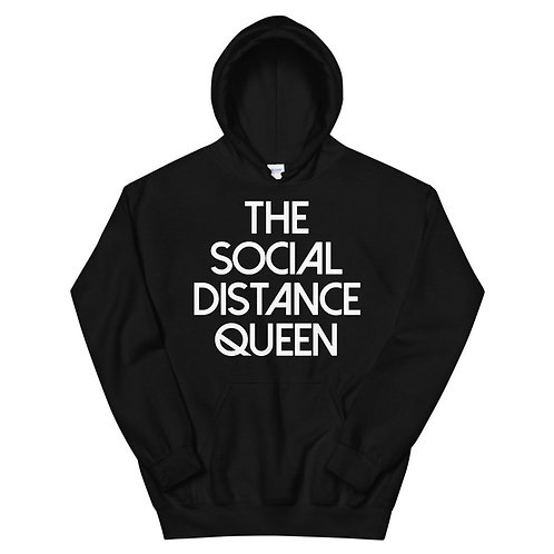 The Social Distance Queen Sweatshirt
