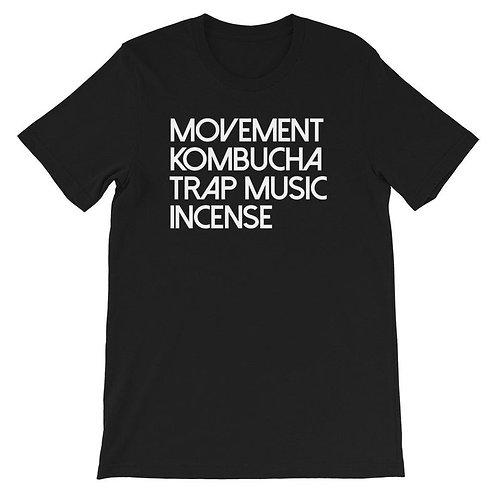 Movement & Trap Music: T-shirt