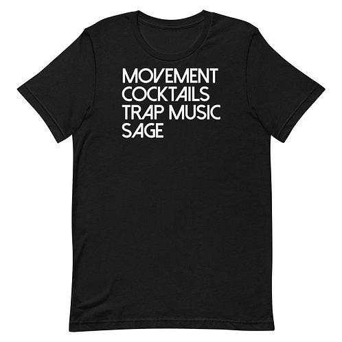 Movement & Cocktails T-shirt