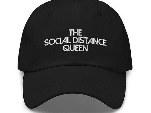 The Social Distance Queen: Hat