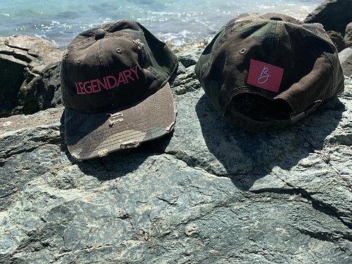 Legendary Hat in Camo