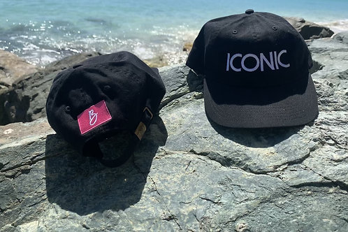 Iconic Hat in Black