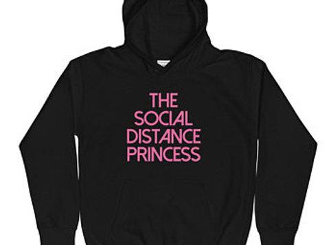 The Social Distance Princess Sweatshirt