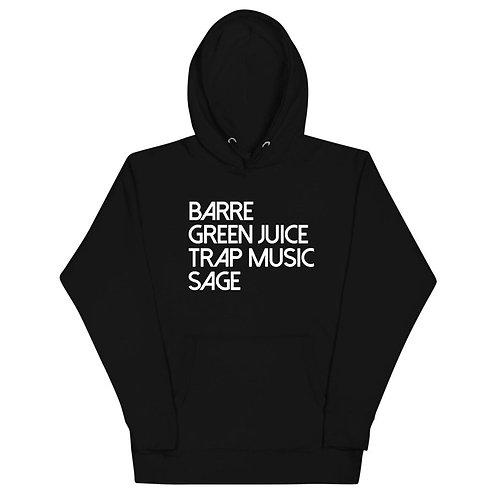 Barre & Trap Music Sweatshirt