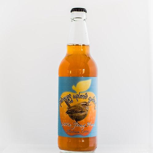 Palmers Upland Cyder Little Jenny Wren Medium Cider 6x500ml ℮ 6.0%abv