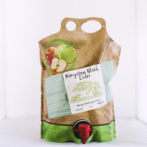 Lyne Down Organics Kingston Black - 3 Litre Pouch ℮