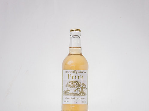 Lyne Down Organics Dry Perry - 6x500ml℮ 5.5%abv.