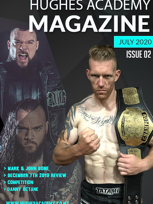 HA magazine - Issue 2 - July 2020