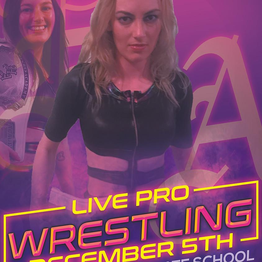 Live Pro Wrestling December 5th 2020