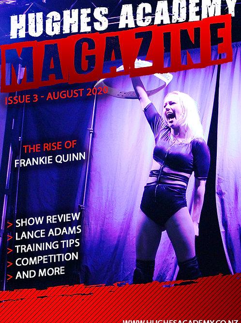 HA magazine - Issue 3 -  August 2020