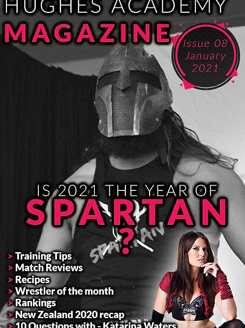 HA magazine - Issue 8 - January 2021