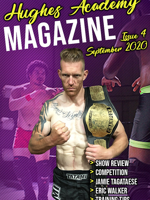 HA magazine - Issue 4 -  September 2020