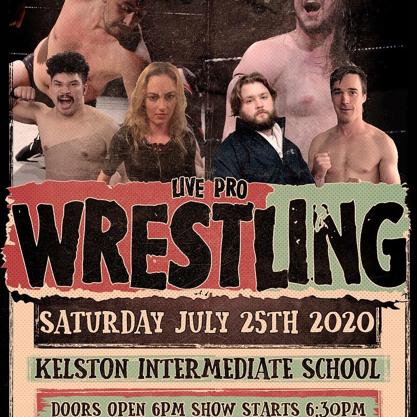 Live Pro Wrestling July 25th 2020
