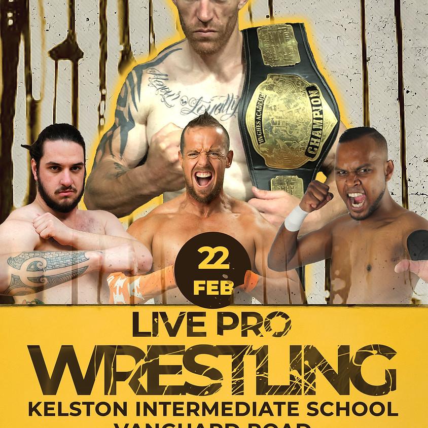 Live Pro Wrestling February 22nd 2020