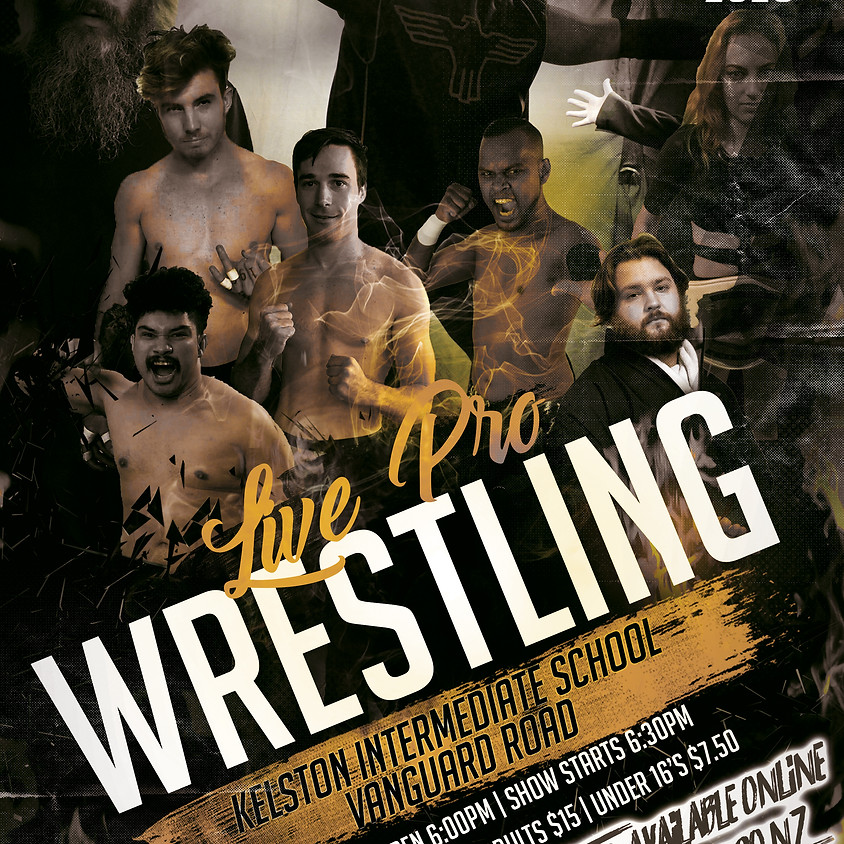 Live Pro Wrestling May 30th 2020