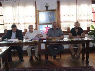 Haziran ayı Meclis toplantısı gerçekleştirildi