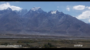 """Zanskar"" The adventorous Land"