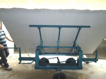Carrinho Modelo TB 500 Granito