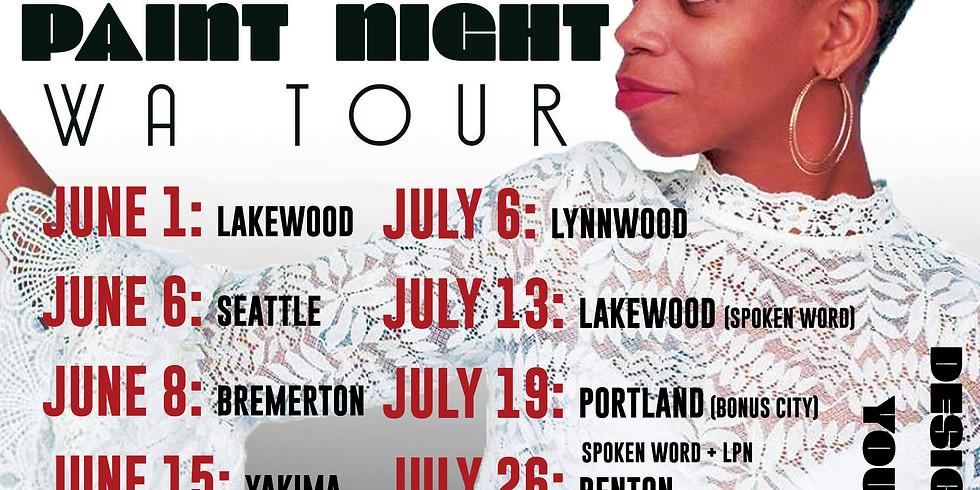 Ladies Paint Night WA Tour