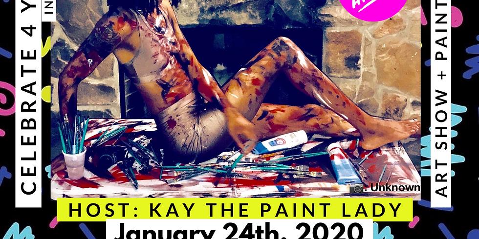 90's Paint Night: Anniversary Edition