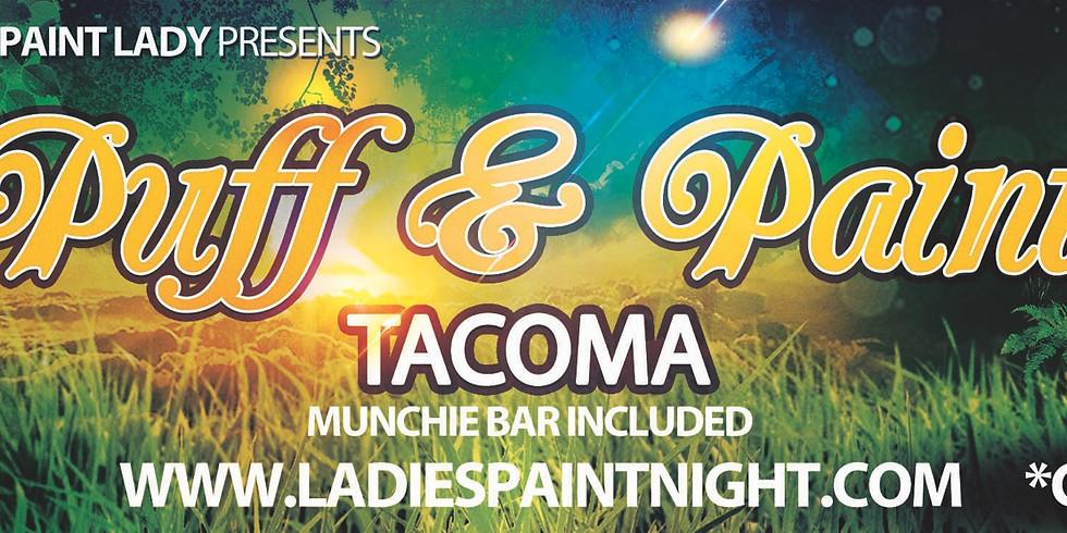 Puff & Paint - Tacoma