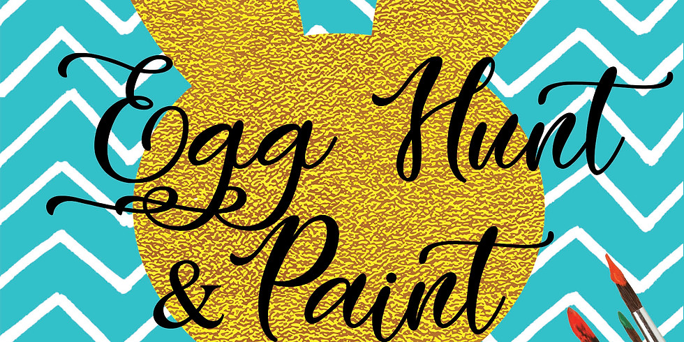 Egg Hunt and Paint