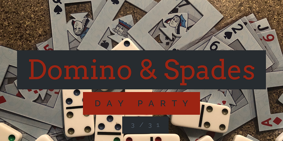 Domino & Spades Day Party