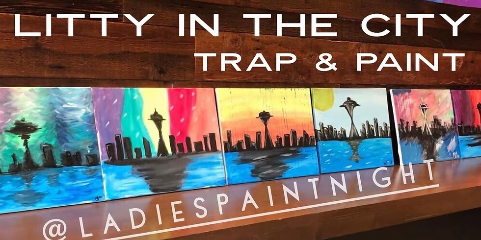 Litty in the City :: Trap & Paint