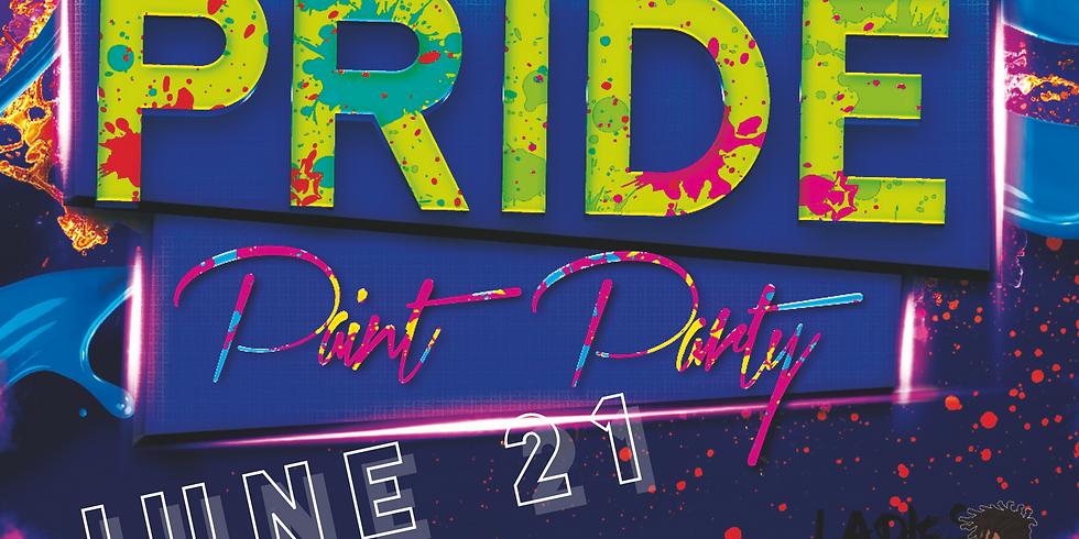 PRIDE Paint Party