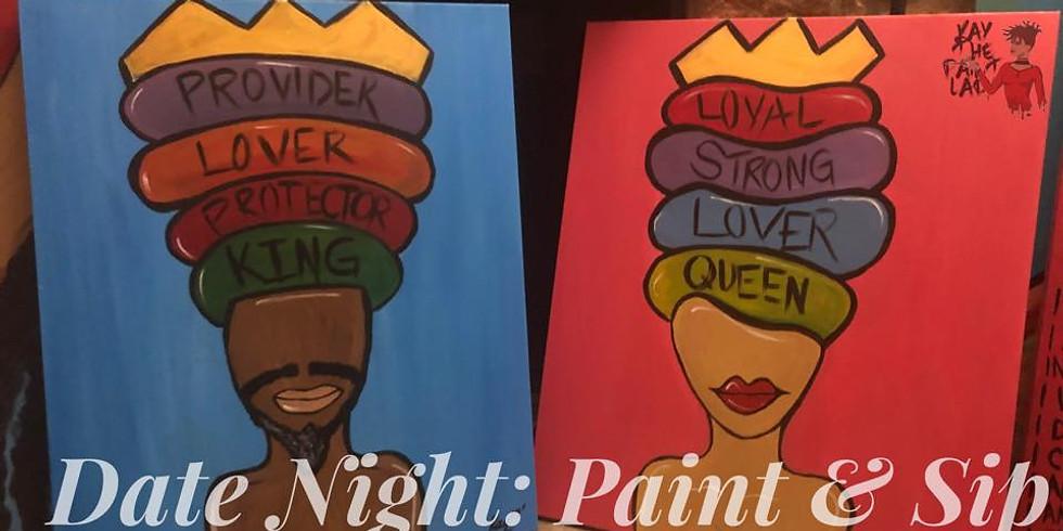 Couples Paint & Sip