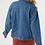 Thumbnail: Hand Painted Demin Jacket