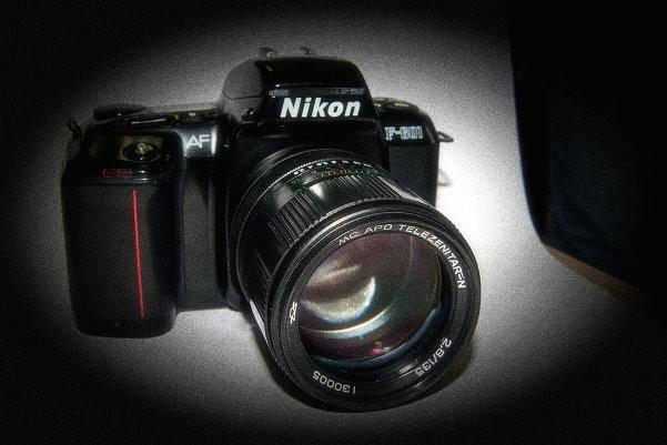 Для души (про Nikon f601)