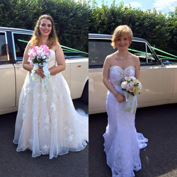 Georgina and Isobel