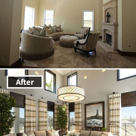 Home staging, подготовка квартиры к продаже.