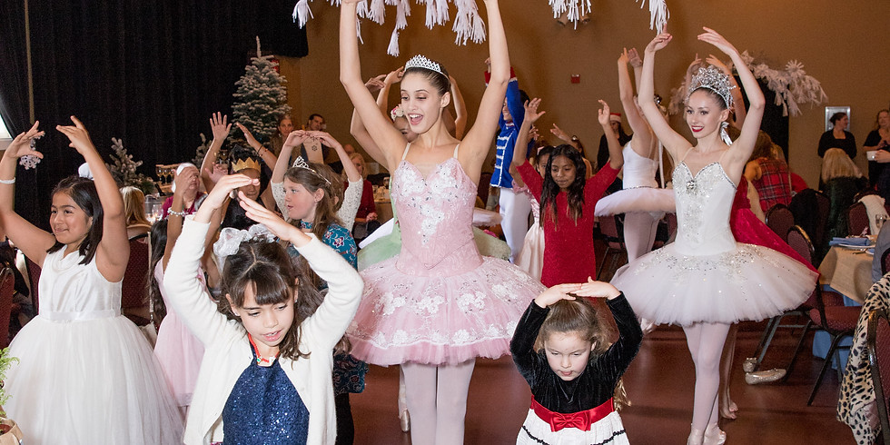 Sugar Plum Fairy Party and Performance