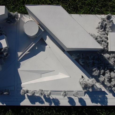 College of Design Campus Yard