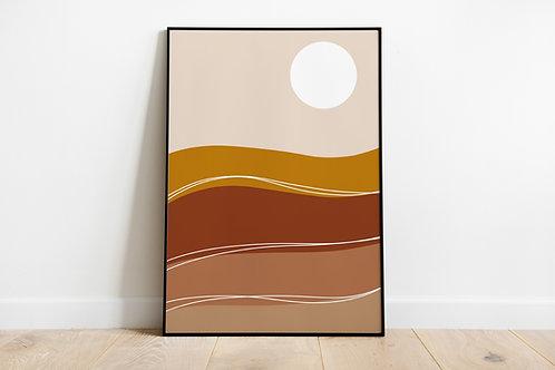 Poster 'Landscape'