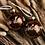 Thumbnail: Echtglas-Christbaumkugel mit Wunschtext
