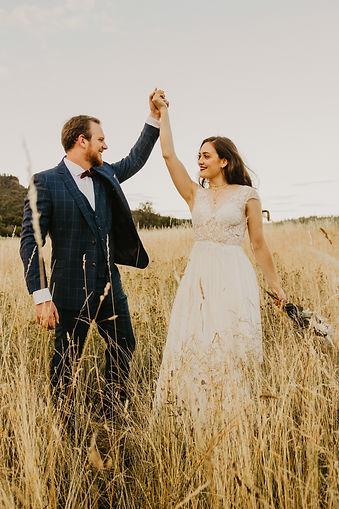 Authentische & liebevolle Hochzeitsreportagen