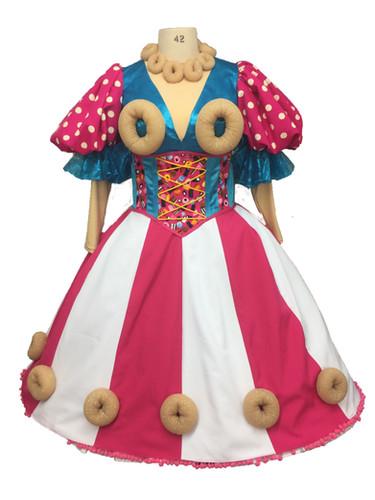 Dame Dolly Doughnut
