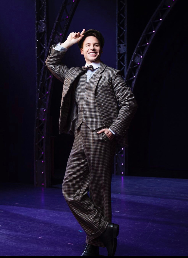 Funny Girl - Eddie Ryan Suit