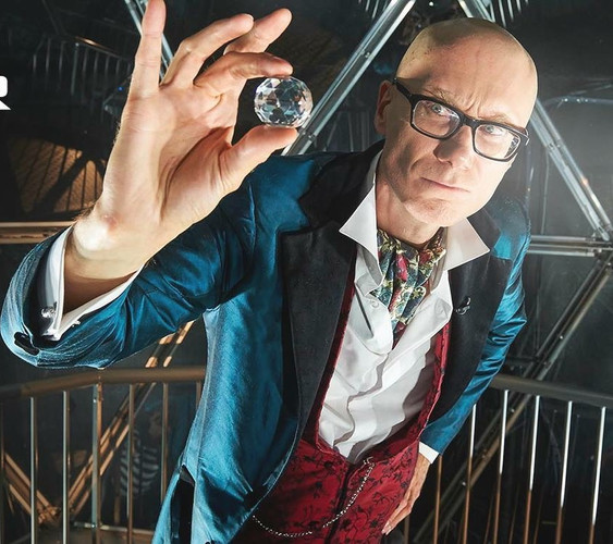 The Crystal Maze - SU2C