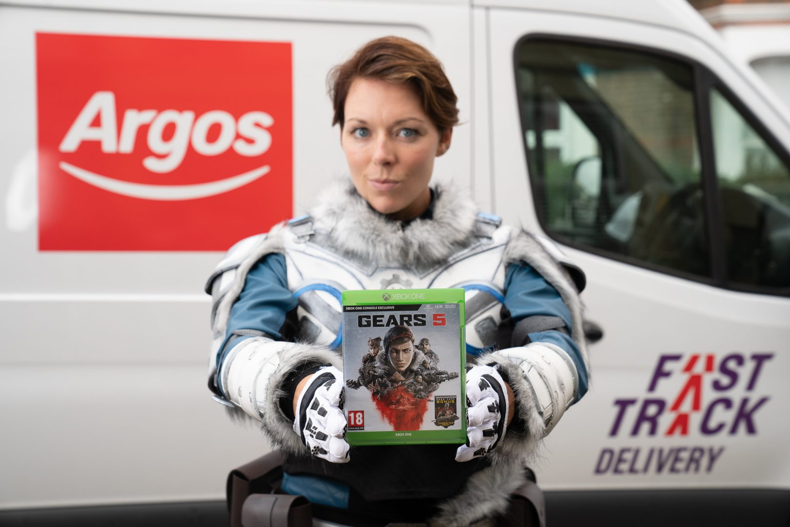 Gears 5 - Kait Diaz - Argos Campaign